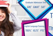 GMAT, GRE, SAT, TOEFL, IELTS Test Preparation Coaching Centres in Pune