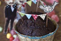 lovely cakes... / by Michaela B. Teuto Elfen