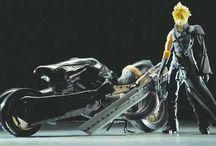 Fantasy moto