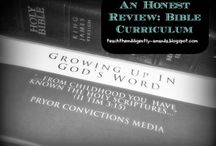 """Reviews of """"Growing Up in God's Word"""" Bible curriculum for kids"""