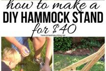 Hammock Stands To Lounge In
