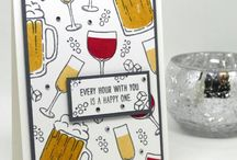 Stampin Up! - Mixed Drinks