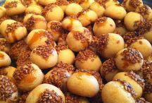 Tuzlu- tatli kurabiye / Türkuslü