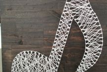 Easy String Art Projects
