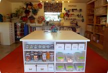 A-Craft Room Ideas / by Annalea Cassell