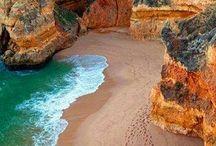 dona ana beach portugalia