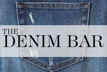 The Denim Bar / From skinnies and ankle grazers, no girl should be without her perfect jeans. #ThePerfectFit #DenimBar #TheLimited  / by The Limited