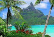 Mis lugares preferidos / Playas caribeñas