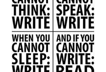 Write It / Writing is the best way to talk without being interrupted. -Jules Renard / by Beverlee Orr-Shadbolt