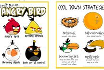 Party Ideas - Angry Birds
