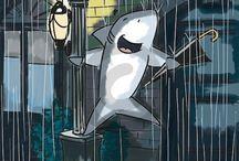 Shark Cute Attack