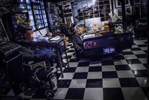 Dox Design - Dox Art Factory / Kustom Paintings - Kustom Car Building