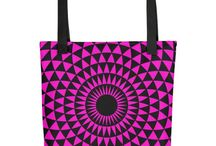 TOTE BAG / Bring your favorite design everywhere you go