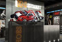 Sport In Street / Retail Design