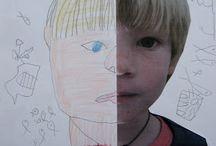 Kids - art - people