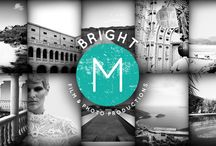 Bright M Productions Shoots / Past Bright M shoots
