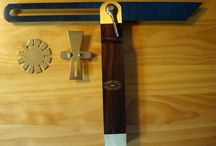 """Modern-Traditional Tools / I use the term """"modern-traditional tools"""" to describe hand tools and jigs that are not antiques, yet still embody the essence of the craftsmanship of days past. Such tools are invariably simple, well-designed, functional, efficient, and elegant. There's always a sense of elegance about them."""