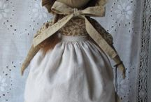 наивная кукла