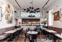 Restaurants en lunchrooms Amsterdam