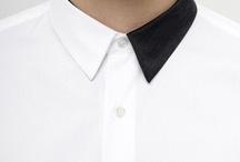 Black & White Men's Fashion / simple elegance