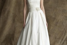 favorite bridal gowns / by Sarah Bradshaw of Ampersand Photography