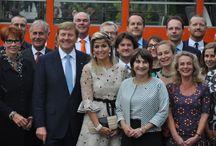 Projecten met de mkbuzz / Leuke acties met de #MKBuzz De oranje ondernemersbus van MKB Servicedesk