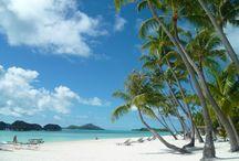 Plages à voir / Toutes les plus belles plages où j'ai pu aller pour rêver et vous donner envie de vous y rendre