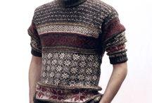 メンズセーター