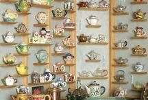 Shops in Miniature