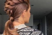 hair opening