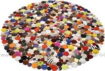 Les tapis ...osez les couleurs et les formes / Habillez votre intérieur avec un tapis original ! découvrez notre site ABITARE LIVING et commandez le dès aujourd'hui !