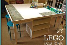 столы лего