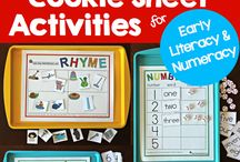 literacy & numeracy games