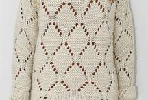 coisas belas de tricot