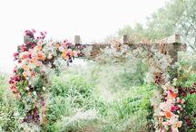 Wedding Backdrop Ideas / Wedding Backdrops