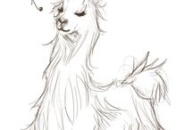 Llamas / Llamas