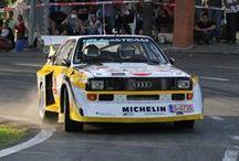 Rally stuff / Rally cars