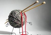 yarn inspiration / by mibőlkössek?