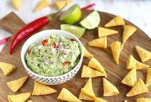 Food Mexico, Belize & Guatemala / Wat te eten in Mexico, Belize & Guatemala