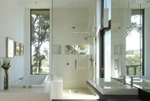 Bathroom Remodel - The Dream / What we really want to do with our bathroom. This is the dream.