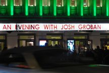Josh Groban koncert - London, 2015.12.01.