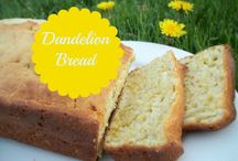 Recipes - Dandelions
