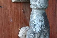 KAPI TOKMAKLARI DOOR KNOCKERS