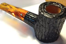 Tobacco pipes and art / by glenn coppin
