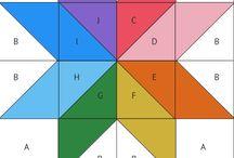 Правила соединения цвета