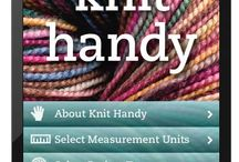 learning to knit / by Kristi Lewis