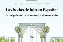 Libro Blanco sobre las bodas de lujo en España / Les Belles Maisons lanza el primer Libro Blanco en el que se analizan los principales retos a los que se enfrenta el mercado de las bodas de lujo en España. Agradecemos la colaboración de grandes profesionales que lo han hecho posible