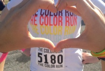 Just Color Running / by Christal