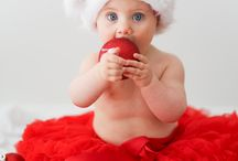Christmas Babies Newborns / All things Christmas