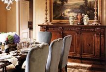 Dining rooms / by Linda B